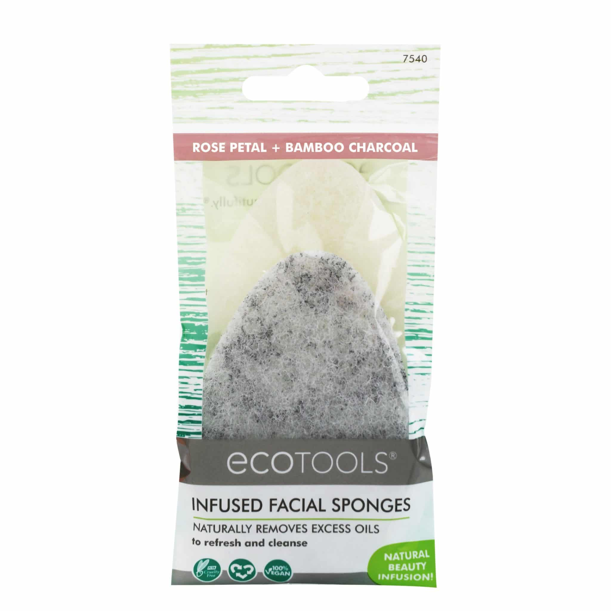 The Infused Facial Sponges Purify And Gently Exfoliate For Healthy